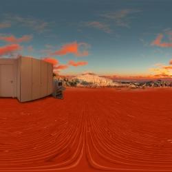 Desert Photosphere
