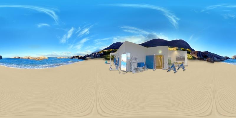 Beach/medical Photosphere