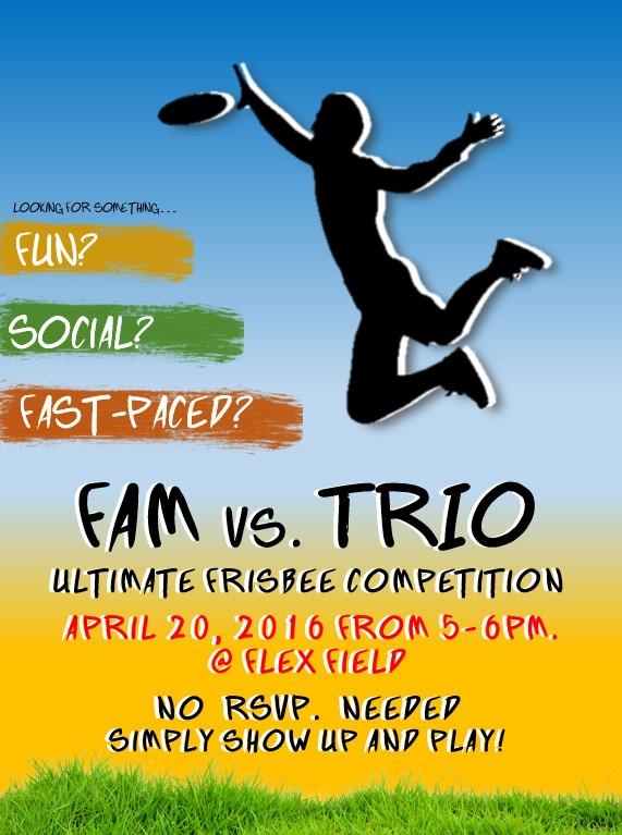 FAM vs TRIO