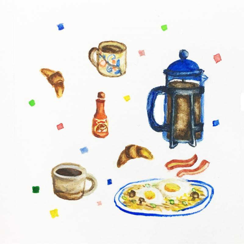 Breakfast for People