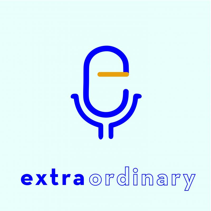 ExtraOrdinary Podcast Logo