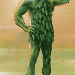Jolly Green Danny Devito