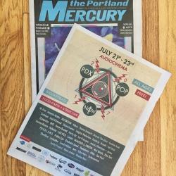 Pdx Pop Now! 2017 Program - Mercury Insert