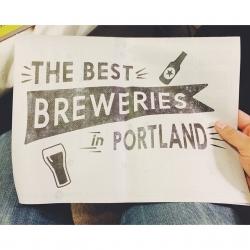 Little bit of  a Brewery Map