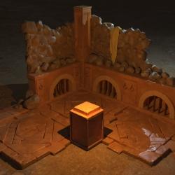 Desert Ruin