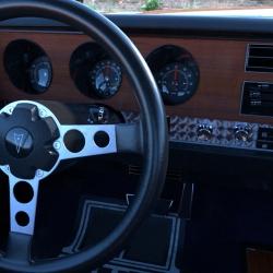 Pontiac GTO 1972 tablo